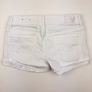 American Eagle Outfitters Shorts - American Eagle Super Low Shortie Jean Shorts